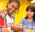 """More than 40 half-day and full-day camps for children aged four to grade 12 offer a flexible schedule to make the perfect experience for campers. Camps run June 15 through August 21. <a href=""""http://www.lawrencehallofscience.org/visit/camps_and_classes/summer_camps?utm_source=Lawrence+Hall+of+Science+Newsletter&utm_campaign=b17316f9a6-Summer_Camp_Reg_Open2_13_2015&utm_medium=email&utm_term=0_3153592866-b17316f9a6-80232751"""">More></a>"""