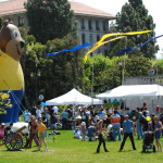 """The campus's annual open house features 300 lectures (several by Berkeley Lab researchers), demonstrations, tours, performances, and sports activities. <a href=""""http://calday.berkeley.edu/events.php?calday_category=115&calday_time=&calday-text-search=&view=search_results&calday-submit=Search"""">More></a>"""