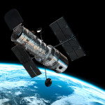 "Twenty-five years ago, NASA launched one of the most ambitious experiments in the history of astronomy: the Hubble Space Telescope. In honor of Hubble's landmark anniversary, NOVA tells the remarkable story of the telescope that forever changed our understanding of the cosmos. The program airs at 9 p.m. on KQED. <a href=""http://www.pbs.org/wgbh/nova/space/invisible-universe.html"">More></a>"