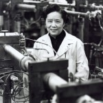 "As part of <a href=""http://asianpacificheritage.gov/"">Asian Pacific American Heritage Month</a>, the Lab pays tribute to physicist Chien-Shiung Wu, who has been called ""the First Lady of Physics,"" the ""Chinese Madame Curie,"" and the ""Queen of Nuclear Research."" Wu worked with Ernest O. Lawrence and Emilio Segrè in the early 1940s, then spent most of her career at Columbia University. <a href=""http://diversity.lbl.gov/2015/05/19/chien-shiung-wu-physicist-who-helped-change-the-world/"">More></a>"