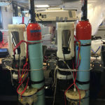 "In her latest blog post, science writer Sarah Yang discusses the optical sedimentation recorder (OSR) instrument that researcher Jim Bishop designed to catch organic matter sinking vertically and funnel it to a glass platform, where a camera takes images at regular intervals. This and other technologies improve the study of the ocean's biological carbon pump. <a href=""http://oceanbots.lbl.gov/2016/08/16/carbon-flux-explorer/"">More></a>"